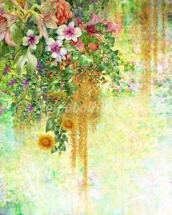 Панно Летние цветы 37