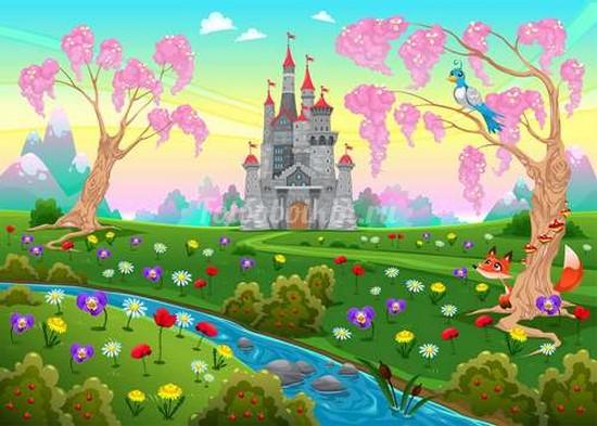 Замок у реки