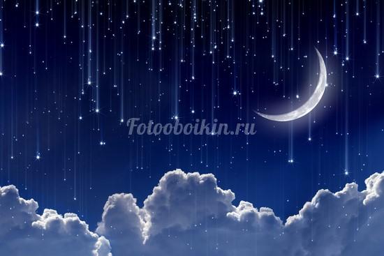 Ночной звездопад