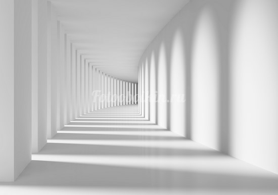 Белый тунель