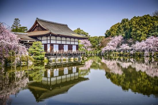 Домик в Киото