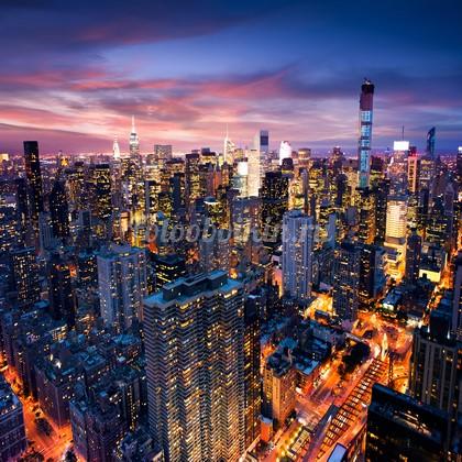 Нью-Йоркский вечер