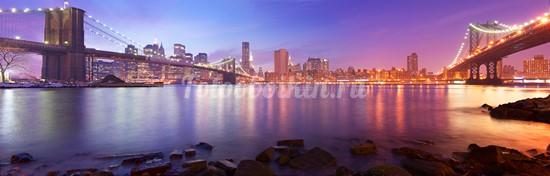 Бруклинский пейзаж