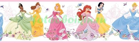 Принцессы танцуют