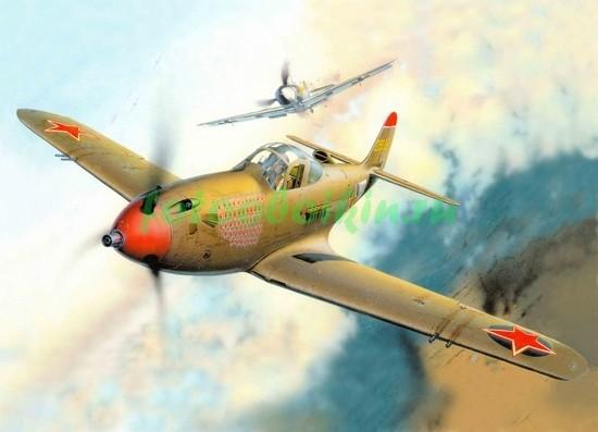Фотообои Старый военный самолёт