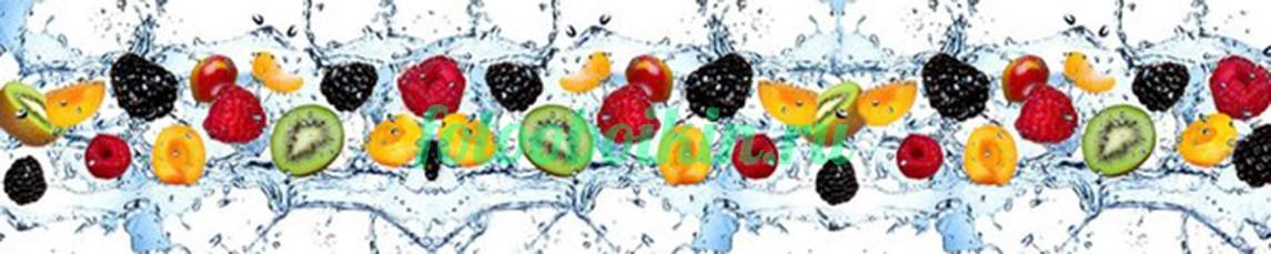 Фотообои Фруктово ягодный бриз