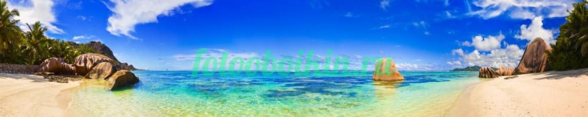 Фотообои Солнечный пляж