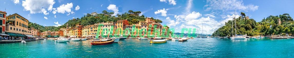 Фотообои Море в Италии