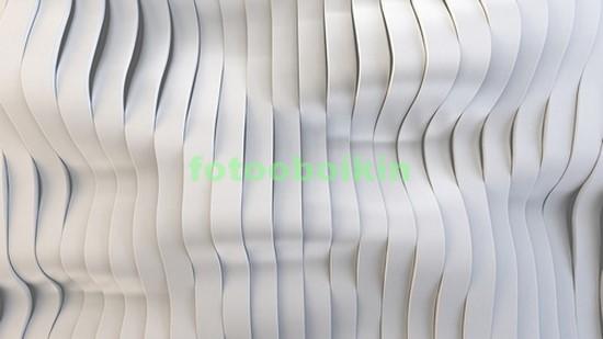 Фотообои Волны абстракция