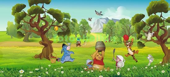 Винни Пух мультфильм