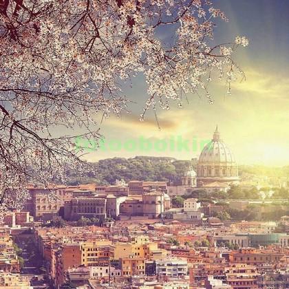 Весна в Риме