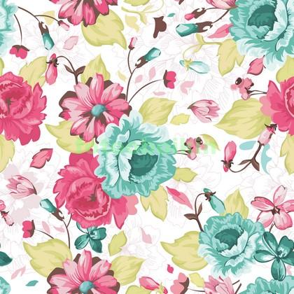 Фотообои Яркие цветы