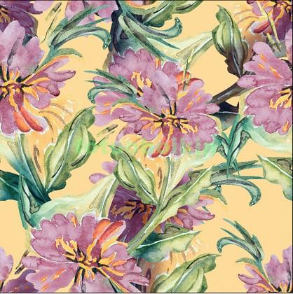 Фотообои Хризантемы