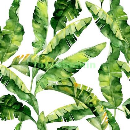 Листья банана