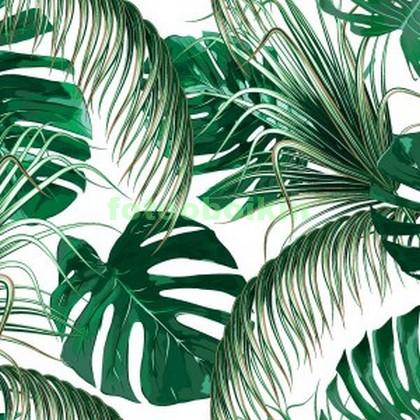 Фотообои Тропические ветки