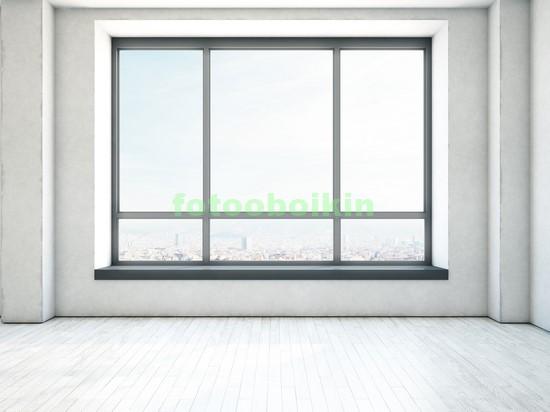 Фотообои Белое окно