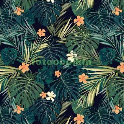 Фотообои Мелкий цветочек