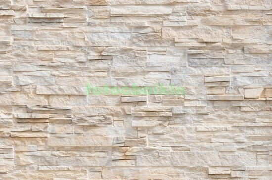 Фотообои Белая каменная стена