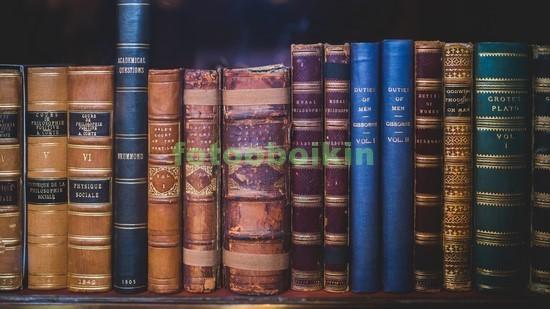Фотообои Старинные книги