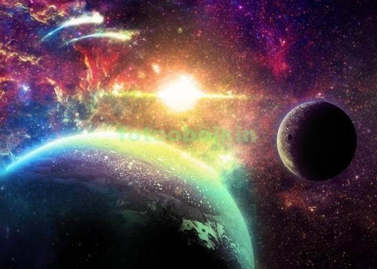 Фотообои Далекие планеты