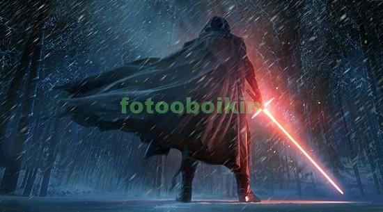 Фотообои Звездные войны Кайло Рен