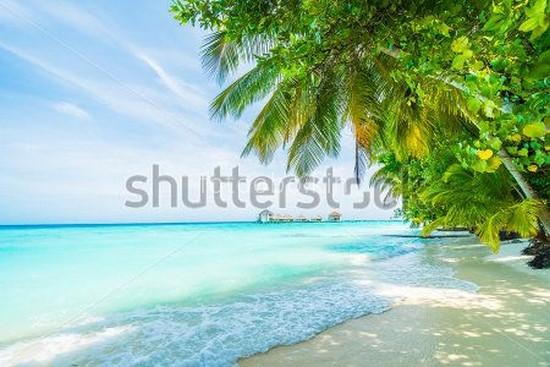 Фотообои Уютный пляж