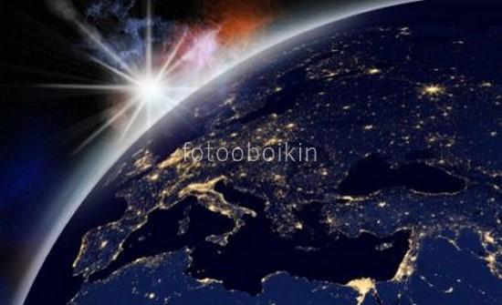 Фотообои Земля планета