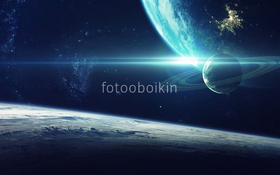 Фотообои Планеты и спутники