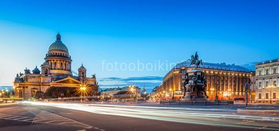 Фотообои Санкт-Петербург проспекты