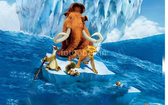 Фотообои Ледниковый период