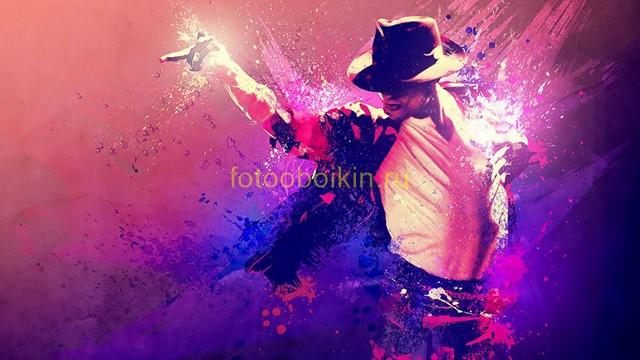Фотообои Майкл Джексон