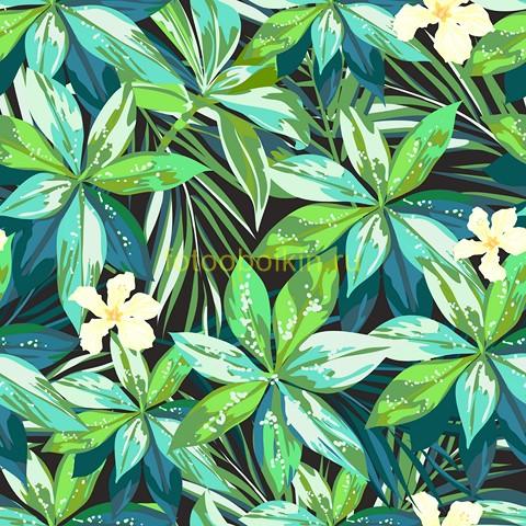 Фотообои Цветы векторные