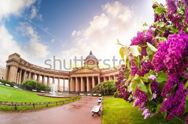 Фотообои Казанский Собор