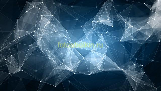 Фотообои Прямоугольная абстракция