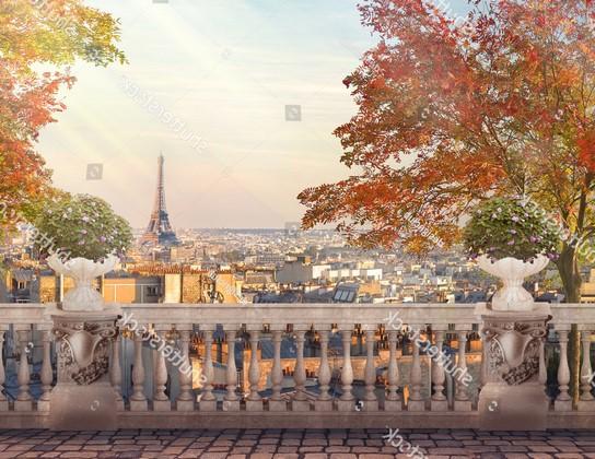 Фотообои Волнующий Париж