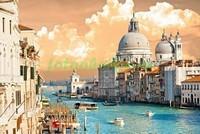 Венеция жаркий день