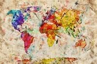 Карта абстракция