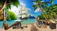 Остров с карибскими сокровищами