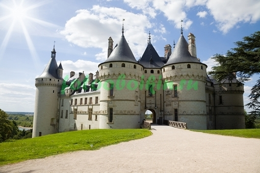 Фотообои Замок в Нидерландах