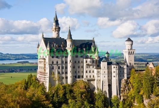 Фотообои Замок в Германии