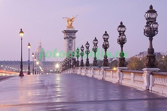 Фотообои Мост Александра III