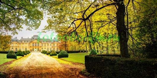 Фотообои Дорога к дворцу