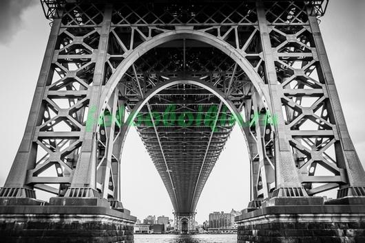 Фотообои Под Бруклинским мостом