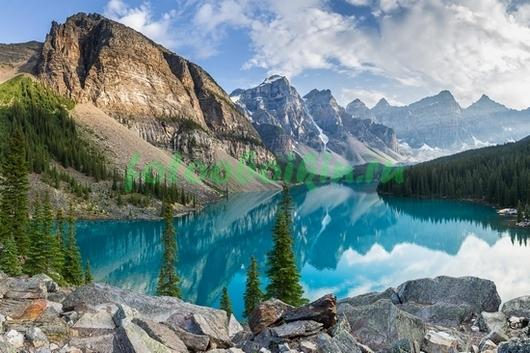 Фотообои Скалистые горы