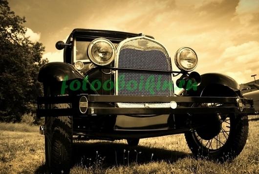 Фотообои Форд 28 года