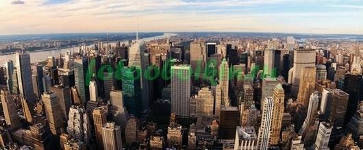 Фотообои Высокие небоскребы