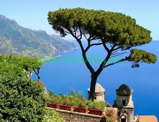 Море в Италии