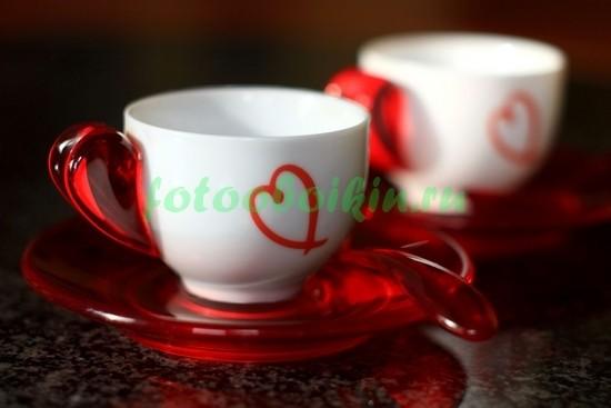 Фотообои Чашки