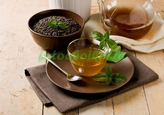 Фотообои Ароматный чай