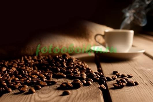 Фотообои Свежий кофе